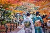  Du lịch Nhật Bản  Thời tiết mùa thu ở Nhật Bản