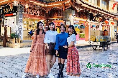 Tour Shangri-la Lệ Giang Tết Nguyên Đán