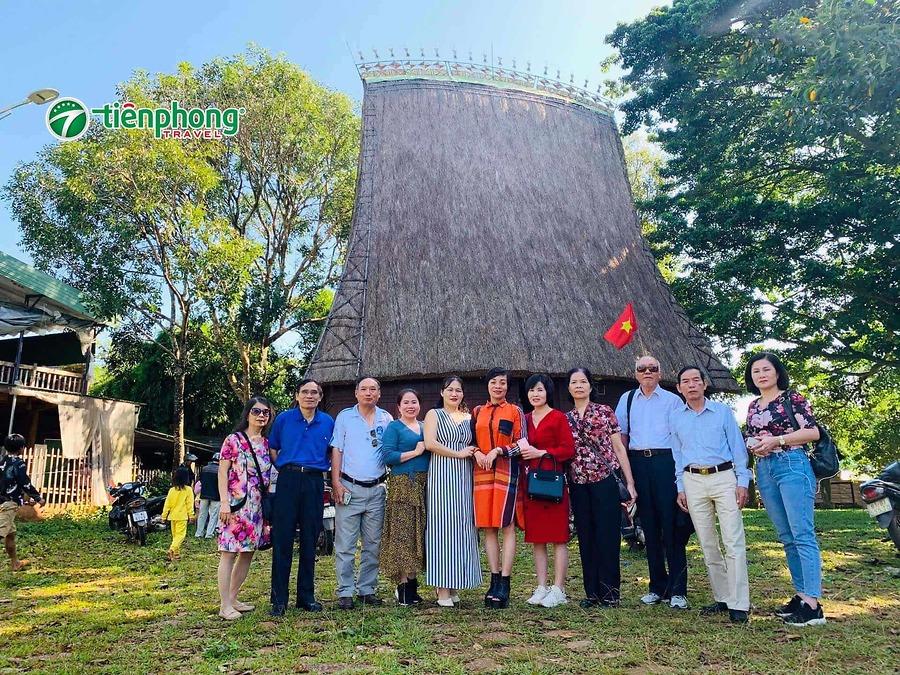 Tour Tây Nguyên: Đà Lạt - Buôn Mê Thuột - Pleiku