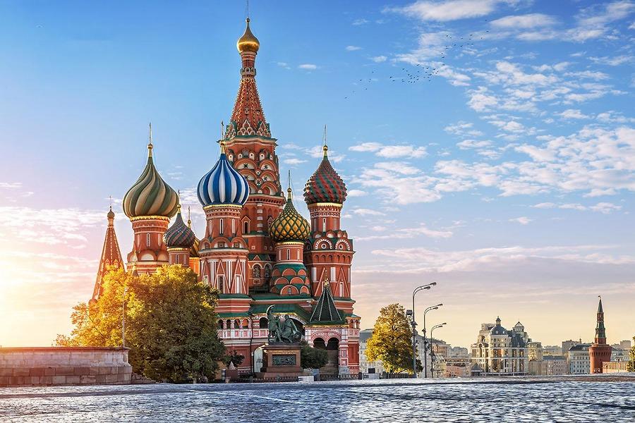 NGA 08 NGÀY 07 ĐÊM: MOSCOW - ST.PETERSBURG   Bay thẳng hãng Aeroflot
