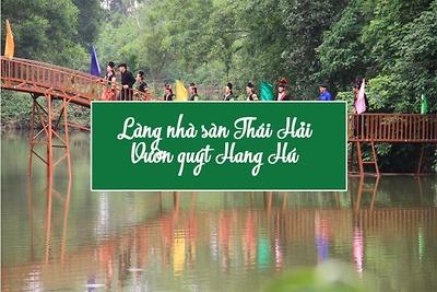 Làng nhà sàn Thái Hải - Vườn quýt Hang Hú dịch vụ tốt