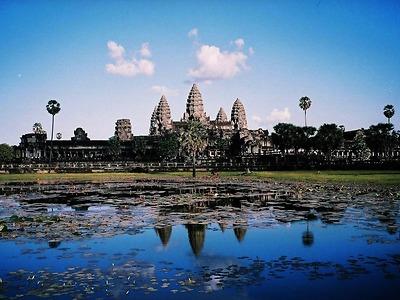 Campuchia - Kỳ quan của những huyền thoại