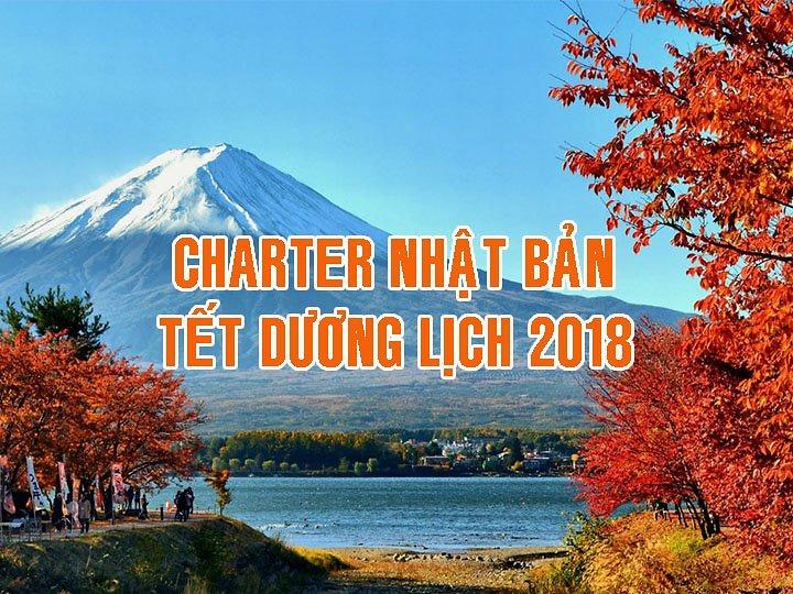 Du lịch charter Nhật Bản dịch vụ tốt